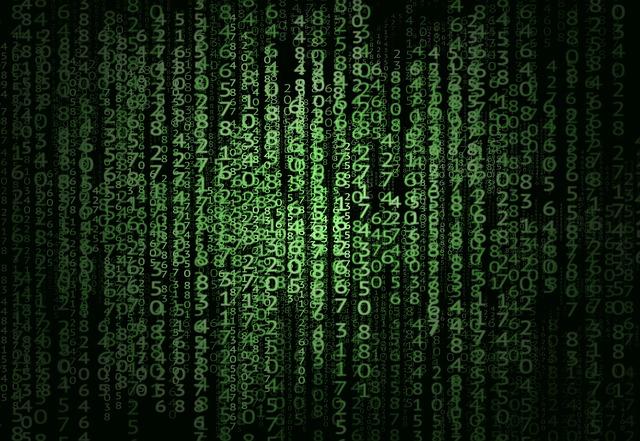 data v matrixu