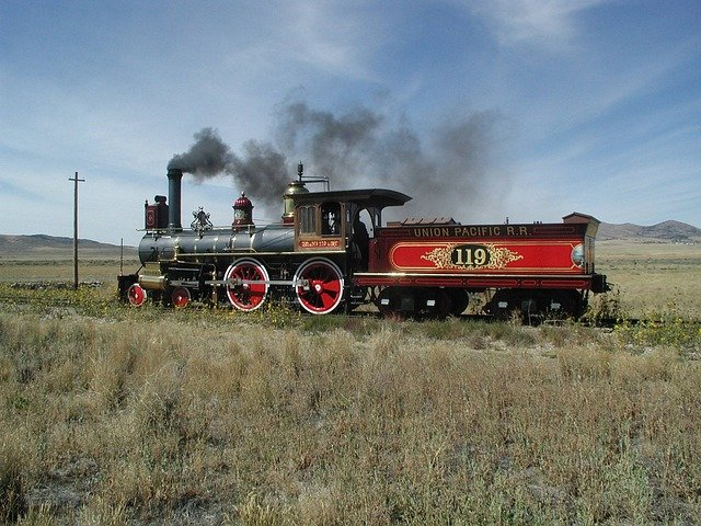 Počuli ste už o lokomotíve, ktorú poháňala sóda? Bohužiaľ sa neujala a skončila v múzeu